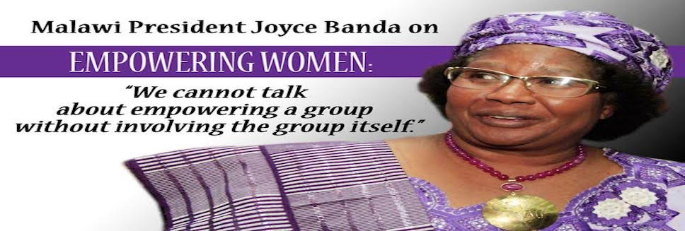 Women understand leadership is a love affair - you must fall in love with the people you serve, and they must fall in love with you – Hon. Joyce Banda