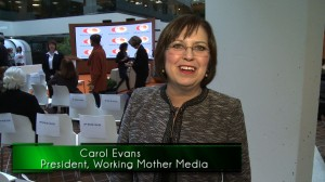 Carol Evans working mother
