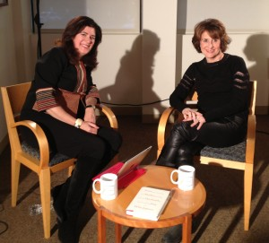 Lisa Kaess of Feminomics interviews Delia Ephron for Fem-Nominal Women