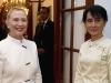Clinton Myanmar Sun Kyi
